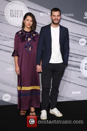 Jamie Dornan seen at the 2016 British Independent Film Awards - London, United Kingdom - Sunday 4th December 2016