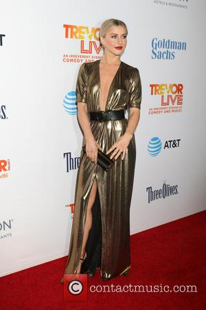 Julianne Hough attending the Trevor Project's 2016 TrevorLIVE LA held at The Beverly Hilton Hotel  - Beverly Hills, California,...