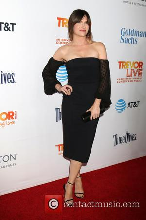 Kathryn Hahn attending the Trevor Project's 2016 TrevorLIVE LA held at The Beverly Hilton Hotel  - Beverly Hills, California,...