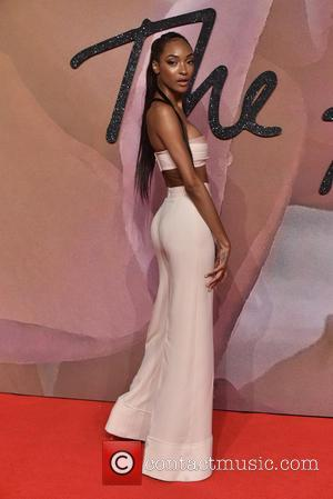 Jourdan Dunn at the 2016 Fashion Awards held at the Royal Albert Hall - London, United Kingdom - Monday 5th...