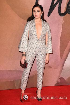 Bel Powley at The Fashion Awards 2016 held at the Royal Albert Hall - London, United Kingdom - Monday 5th...