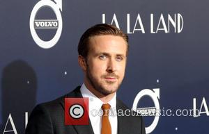Ryan Gosling at the Premiere of Lionsgate's 'La La Land' held at Mann Village Theatre, Los Angeles, California, United States...