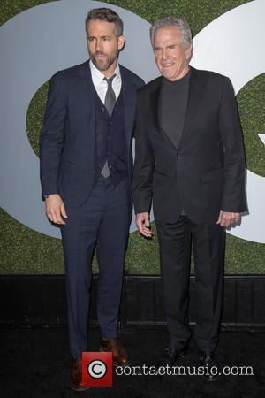 Ryan Reynolds at the 2016 GQ Men of the Year Party held at Chateau Marmont, Los Angeles, California, United States...