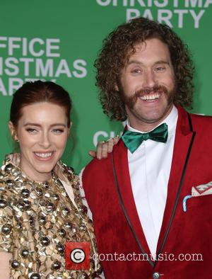 Paramount Pictures, T. J. Miller and Kate Gorney