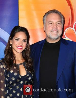 Adria Arjona and Vincent D'onofrio
