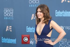 Mandy Moore at the 22nd Annual Critics' Choice Awards held at Barker Hangar, Critics' Choice Awards - Santa Monica, California,...