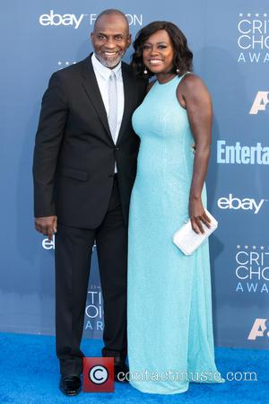 Viola Davis and Julius Tennon