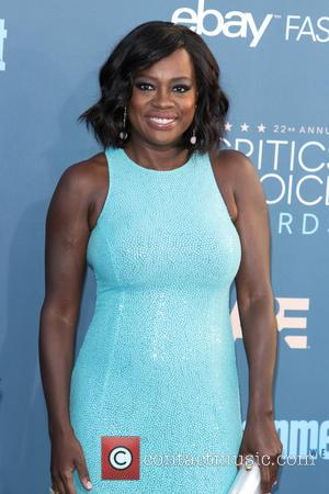 Viola Davis To Unveil First Walk Of Fame Star Of 2017