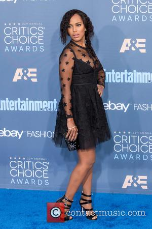Kerry Washington at the 22nd Annual Critics' Choice Awards held at Barker Hangar, Critics' Choice Awards - Santa Monica, California,...