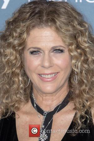 Rita Wilson at the 22nd Annual Critics' Choice Awards held at Barker Hangar, Critics' Choice Awards - Santa Monica, California,...