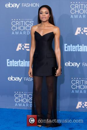Naomie Harris at the 22nd Annual Critics' Choice Awards held at Barker Hangar, Critics' Choice Awards - Santa Monica, California,...