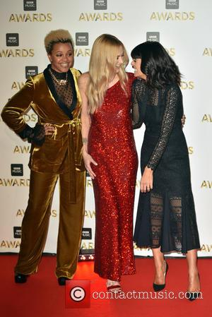 Gemma Cairney, Fearne Cotton and Claudia Winkleman