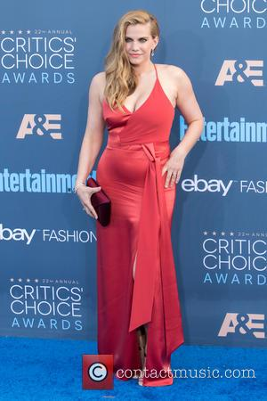 Anna Chlumsky at the 22nd Annual Critics' Choice Awards held at Barker Hangar, Critics' Choice Awards - Santa Monica, California,...