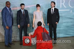 Felicity Jones, Diego Luna, Forest Whitaker and Riz Ahmed