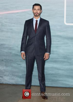 Riz Ahmed at the Rogue One: A Star Wars Story UK Premiere held at Tate Modern,  London, United Kingdom...