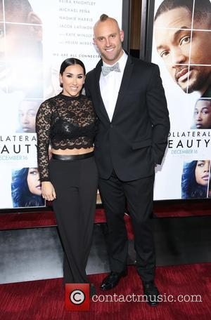 Mark Herzlich at the premiere of Collateral Beauty held at   Jazz at Lincoln Center's Frederick P. Rose Hall,...