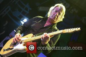 Rick Parfitt - Status Quo Guitarist Rick Parfitt has passed away at Grosvenor Hotel - London, United Kingdom - Saturday...