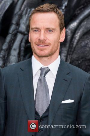 Michael Fassbender Braved The Cold For The Snowman