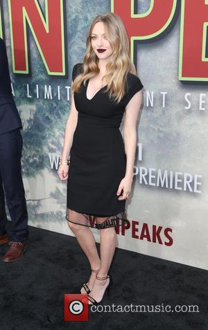 Amanda Seyfried at the Premiere of Showtime's 'Twin Peaks' held at The Theatre at Ace Hotel - Los Angeles, California,...
