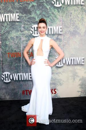 Madeline Zima at the Premiere of Showtime's 'Twin Peaks' held at The Theatre at Ace Hotel - Los Angeles, California,...