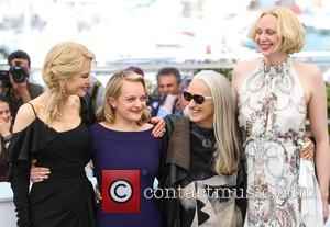 Nicole Kidman, Alice Englert, Jane Campion and Gwendoline Christie