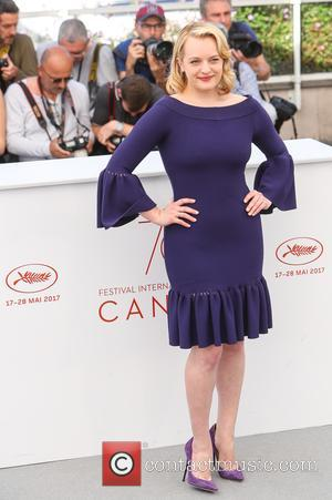 Elisabeth Moss at the