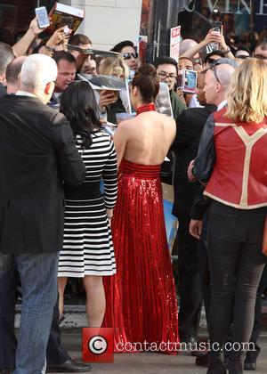 Gal Gadot Loves That Wonder Woman Is 'Flawed'