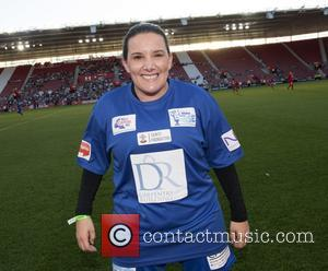Sam Bailey Forced To Cancel Panto Performance After Being Knocked Out By Ladder