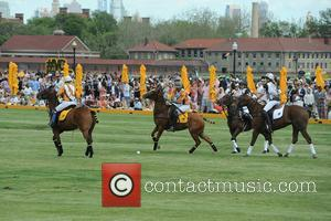 The Tenth Annual Veuve Clicquot Polo Classic held at Liberty State Park - Jersey City, New Jersey, United States -...