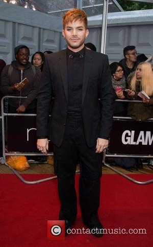 Adam Lambert at the 2017 Glamour Women of the Year Awards - Berkeley Square Gardens, London, United Kingdom - Tuesday...