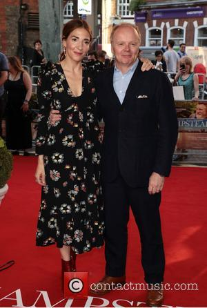Jason Watkins and Clara Francis