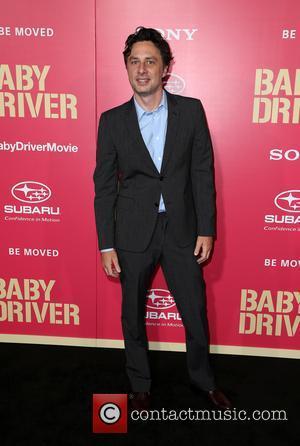 Zach Braff Hopes To Do 'Scrubs' TV Movie