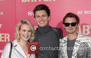 Ansel Elgort and Guests