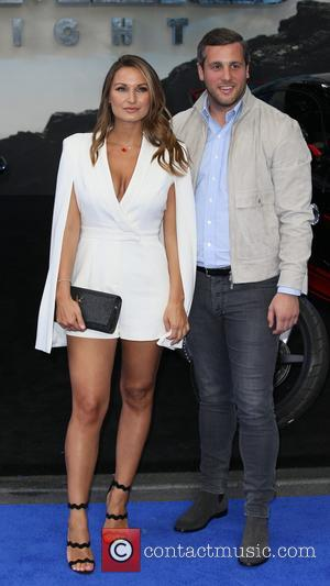 Sam Faiers at the Transformers: The Last Knight world premiere - London, United Kingdom - Sunday 18th June 2017