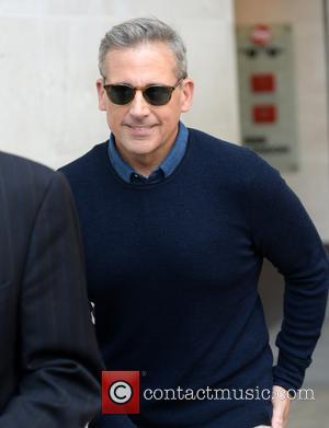 Steve Carell Opens Up About Being A 'Hunk Of Man Meat'