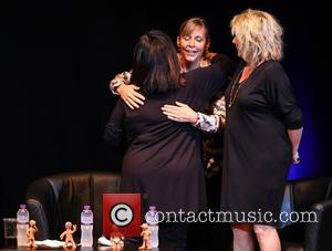 Dawn French, Mel Giedroyc , Jennifer Saunders -
