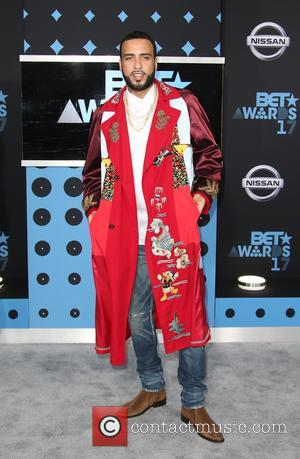 French Montana at the 2017 BET Awards held at the Microsoft Theater - Los Angeles, California, United States - Sunday...
