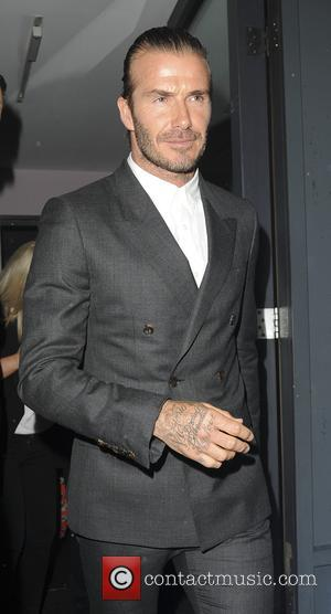 David Beckham Set To Welcome Another Niece Into The Family