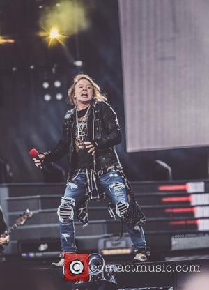Axl Rose and Guns N' Roses