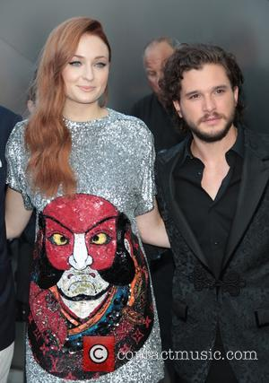 Kit Harington Red-Faced After Jonathan Ross Show Faux Pas