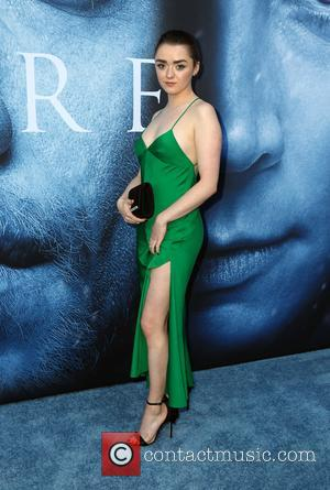 """Maisie Williams """"Really Excited"""" To Finish 'Game Of Thrones'"""