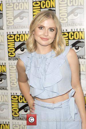 Rose McIver at the 'iZombie' photocall at Comic Con - San Diego, California, United States - Friday 21st July 2017