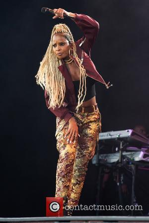 Mary J. Blige at Liseberg