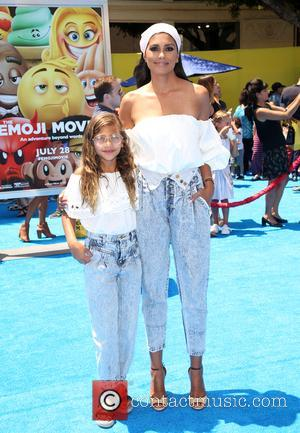 Rachel Roy and Tallulah Ruth Dash at Regency Village Theatre In Westwood and Regency Village Theatre