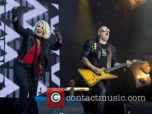 Kim Wilde at the 2017 Rewind Scotland Festival in the grounds of Scone Palace - Perth and Kinross, United Kingdom...