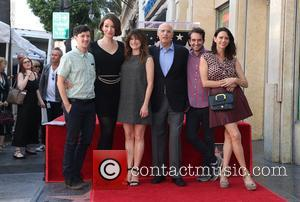 Rhys Ernst, Our Lady J, Kathryn Hahn, Jeffrey Tambor, Jay Duplass and Amy Landecker