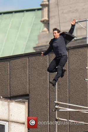 Has Tom Cruise Injured Himself After 'Mission: Impossible 6' Stunt?