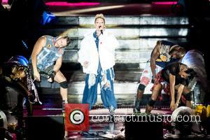 P!nk and Pink at Weston Park and V Festival