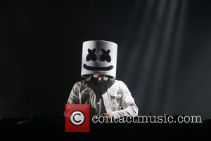 Marshmello - Day 2 of the 2017 Billboard HOT 100 Music Festival, at Northwell Health at Jones Beach Theater, in...