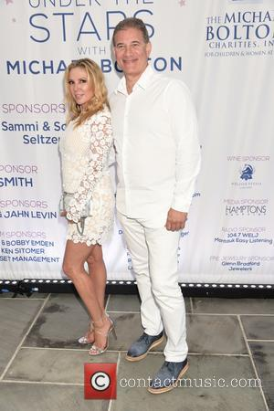 Ramona Singer and Steven Gerber at Private Residence Of Sammi And Scott Seltzer